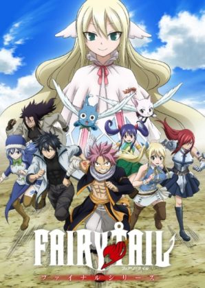Capa do anime Fairy Tail: Final Series (2018)