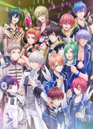 Capa do anime B-Project: Zecchou*Emotion