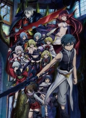 Trinity Seven – Heavens Library & Crimson Lord