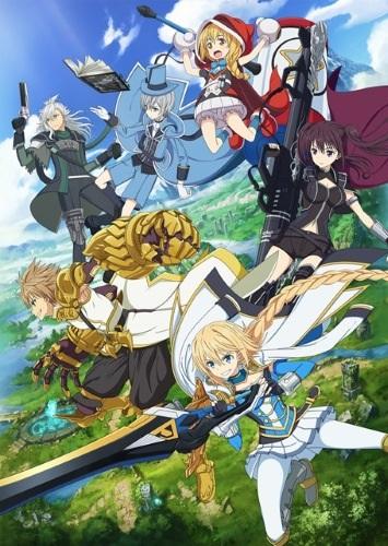 Hangyakusei Million Arthur 2° Temporada