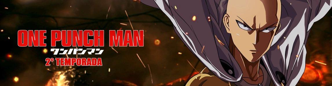 Imagem de One Punch Man 2° Temporada