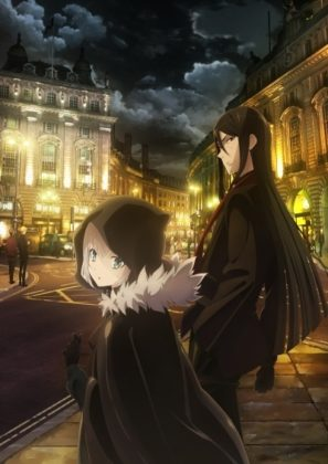 Capa do anime Lord El-Melloi II Sei no Jikenbo: Rail Zeppelin Grace Note