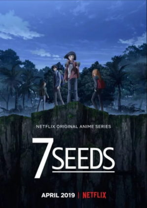 Capa do anime 7 Seeds