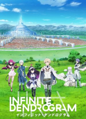 Capa do anime Infinite Dendrogram