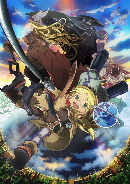 Made in Abyss Movies