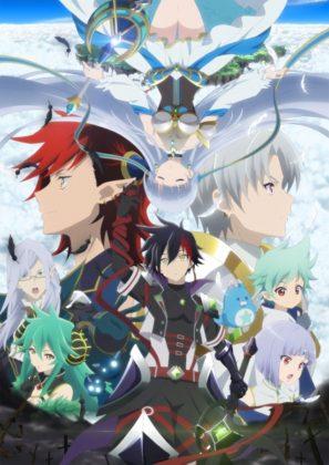 Capa do anime Shironeko Project: Zero Chronicle